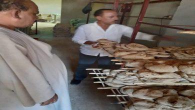 صورة تموين المنيا يحرر 82 مخالفة متنوعة خلال حملات مكبرة