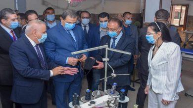 صورة محافظ الإسكندرية يستقبل وزير القوى العاملة لإطلاق منظومة التحول الرقمي