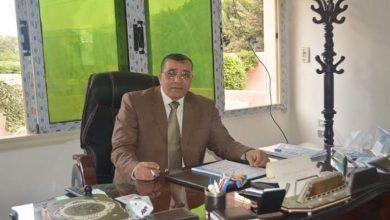 صورة عبد الرحمن الباجوري نائبًا لرئيس جامعة المنوفية لخدمة المجتمع وتنمية البيئة