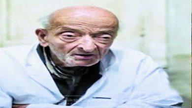 صورة إطلاق اسم طبيب الغلابة على الوحدة الصحية بمسقط رأسه في البحيرة