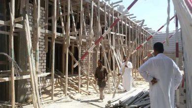 صورة ضبط 69 شخصا لمخالفتهم قرار إيقاف أعمال البناء