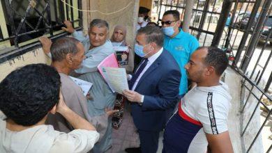 صورة 10 منافذ إضافية لاستقبال طلبات التصالح في مخالفات البناء ببركة السبع