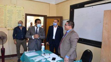 صورة الجهاز التنفيذي بالفيوم يتابع سير انتخابات الشيوخ بالمراكز والقرى