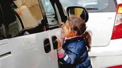 صورة بيشتري بالفلوس مخدرات.. أقوال الأطفال ضحايا التسول في أكتوبر