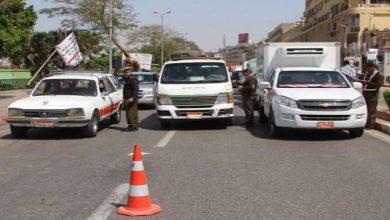 صورة ضبط 532 مخالفة مرورية خلال حملات بأسوان