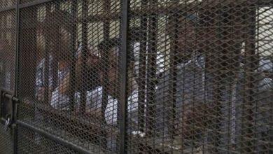 صورة تأجيل محاكمة 12 متهما في «أحداث مجلس الوزراء» لـ8 سبتمبر