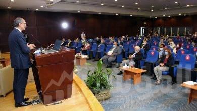 صورة وزير الاتصالات يشهد فعاليات ختام أعمال العام التدريبي 2019/2020 لمعهـد تكنولوجيـا المعلومات