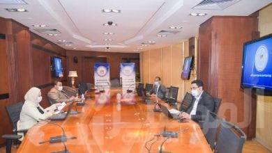 """صورة غرفة """"الهجرة"""" تواصل متابعتها لمشاركة المصريين بالخارج في انتخابات """"الشيوخ"""""""