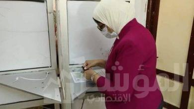 صورة وزيرة الصحة تطمئن المواطنين على تأمين لجان الانتخابات طبيًا ووقائيًا وتحثهم على المشاركة في ممارسة حقهم الدستوري