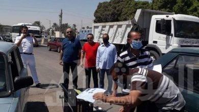 """صورة """"البيئة"""" تشن حملة تفتيشية على 10 مصانع"""" بمدينة بلبيس بالشرقية"""""""