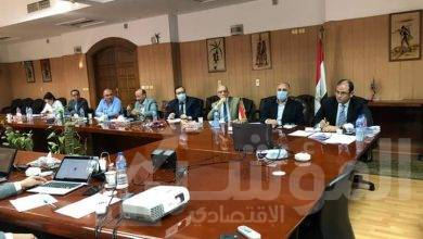صورة بيان صحفي عن مخرجات اجتماع مفاوضات سد النهضة 21اغسطس