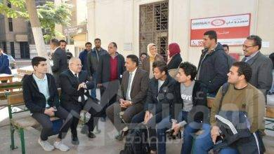 صورة الخشت:طلاب هندسة القاهرة الأول عالميا في التكييف والتبريد
