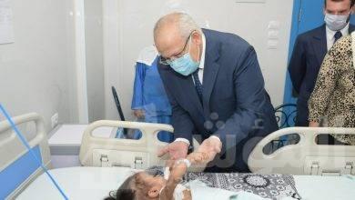 صورة الخشت:  افتتاح تجديدات وحدة كلى الأطفال بمستشفى أبوالريش المنيرة بتكلفة 8.5 مليون جنيه
