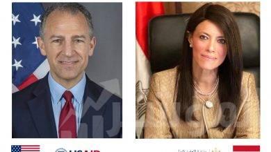 صورة سفير أمريكا بالقاهرة:المساهمة بـ 250 جهاز تنفس صناعي لمستشفيات مصر يُعتبر بمثابة رد للجميل المصري