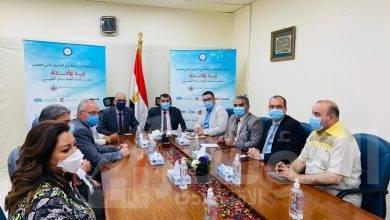 """صورة """"شل"""" تتعاون مع وزارة البترول لدعم خطة الدولة في مواجهة فيروس كورونا"""