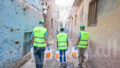 """صورة """"اورنچ مصر"""" تتعاون مع جمعية """"الأورمان"""" لتنفيذ حزمة مبادرات متنوعة"""