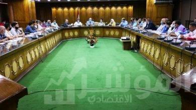 صورة وزيرا قطاع الأعمال والتنمية المحلية يبحثان تطوير منطقة المعمورة بالإسكندرية وتحديد مواقع لمحطات شحن السيارات الكهربائية