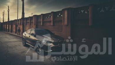 صورة المجموعة البافارية للسيارات تزيح الستار  عن الموديل الجديد كليا لسيارة BMW X6 M50i المجمعة في مصر