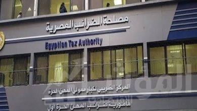 """صورة """"عبد القادر"""" إلزام الأشخاص الطبيعيين بتقديم الإقرارات الضريبية إلكترونياً من أول يناير المقبل"""