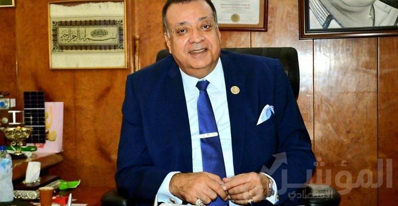 الدكتور محمد سعد الدين رئيس لجنة الطاقة بإتحاد الصناعات