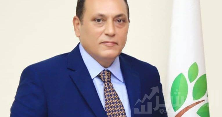 اللواء مهندس أركان حرب عمرو عبد الوهاب رئيس الريف المصري الجديد