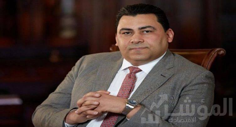 المهندس عادل حامد العضو المنتدب والرئيس التنفيذي للمصرية للاتصالات