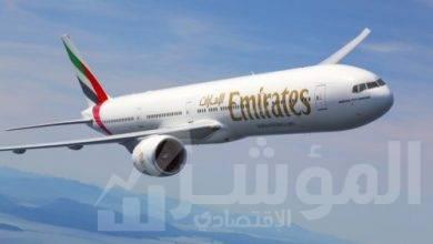 صورة طيران الإمارات تستأنف خدمة هراري وموريشيوس وشبكتها تغطي 89 وجهة