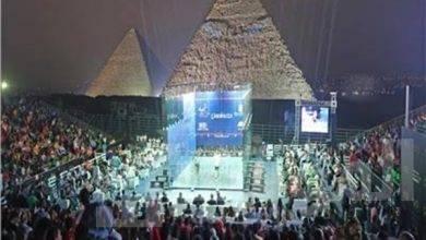 """صورة عودة بطولة """"سي أي بي مصر الدولية المفتوحة للاسكواش 2020"""" البلاتينية للرجال وللسيدات"""