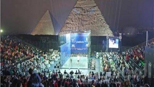 عودة بطولة سي أي بي مصر الدولية المفتوحة للاسكواش 2020 البلاتينية للرجال وللسيدات