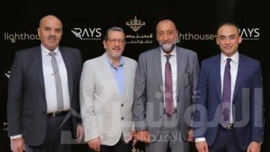 """صورة شراكة استراتيجية جديدة بين """"لايت هاوس"""" و""""قنديل مصر"""" لتصنيع النجف المعاصر"""
