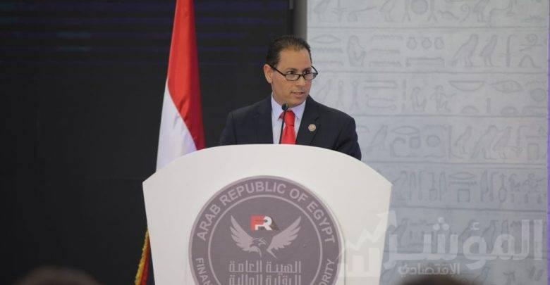 محمد عمران رئيس هيئة الرقابة المالية