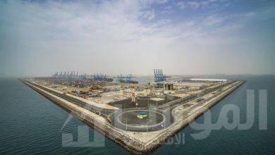 صورة موانئ أبوظبي تحقق تقدماً لافتاً في مشروع توسعة ميناء خليفة وفق الجدول الزمني المخطط له