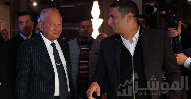 نجيب ساويرس وهيثم محمد - أورا ديفلوبرز