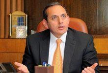 هشام عكاشه - رئيس مجلس إدارة البنك الاهلي المصري