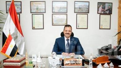 صورة تعيين اللواء حافظ حسن مساعداً للشئون المالية والإدارية ونظم المعلومات بالوزارة لمدة عام