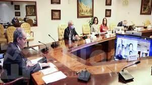 """"""" طلعت """" يشهد توقيع اتفاقية تعاون بين وزارة الاتصالات وشركة aiVision الفرنسية في مجال الكشف المبكر عن اعتلال الشبكية السكري"""