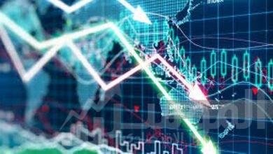 صورة أهم المؤشرات  الاقتصادية العالمية خلال شهر اغسطس