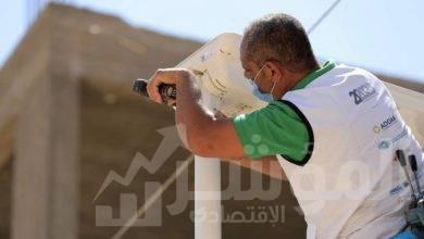 """المبادرة الإماراتية """"20 في 2020"""" توفر الإنارة المستدامة لقرية في مصر"""
