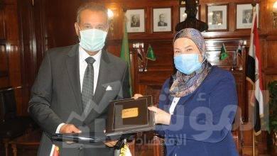 صورة بنك مصر يوقع اتفاقية تعاون مع الشركة المصرية لضمان الصادرات