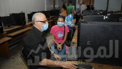 صورة معامل تنسيق جامعة القاهرة تستقبل طلاب الثانوية العامة لتقليل الاغتراب