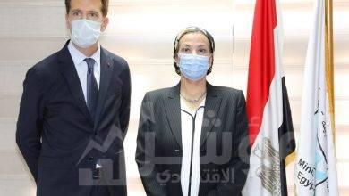 صورة وزارة البيئة وفودافون مصر توقعان بروتوكول تعاون لتنفيذ عدد من المبادرات