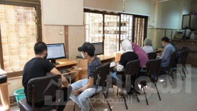 صورة معامل جامعة القاهرة تستقبل الطلاب  لإجراء تنسيق المرحلة الثالثة