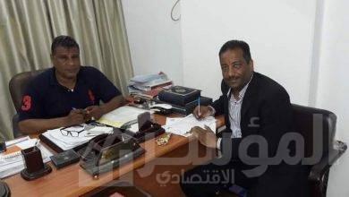 """صورة """" أبوالخير """" مرشح حزب حماة وطن لمجلس النواب بقنا"""