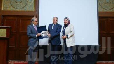 صورة البحث العلمي و نھضة مصر احتفلتا بتخرج 30 شركة ناشئة من أول حاضنة متخصصة في التعلیم
