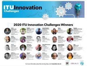 ITU Innovation Challenges Winners
