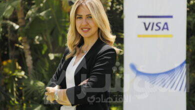 Malak El Baba, Visa's new Country Manager for Egypt