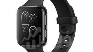OPPO Watch_Black