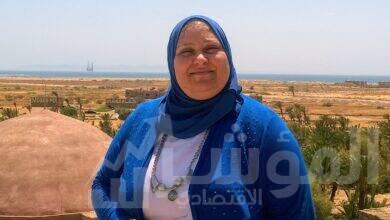 صورة محمد ابو العينين و جدل صورة الشيخ الشعراوي بقلم /وفاء رمضان