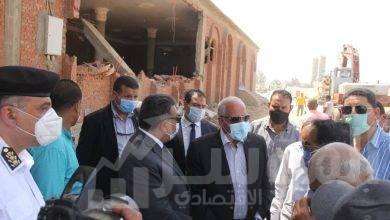 صورة احمد راشد:إزالة تعديات علي أراضي زراعية بمساحه ٤٨ فدان بجنوب الجيزة