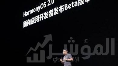 صورة هواوي تقدم نظام التشغيل Harmony OS 2.0
